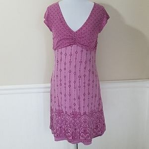 Athleta Purple Dress Size Medium